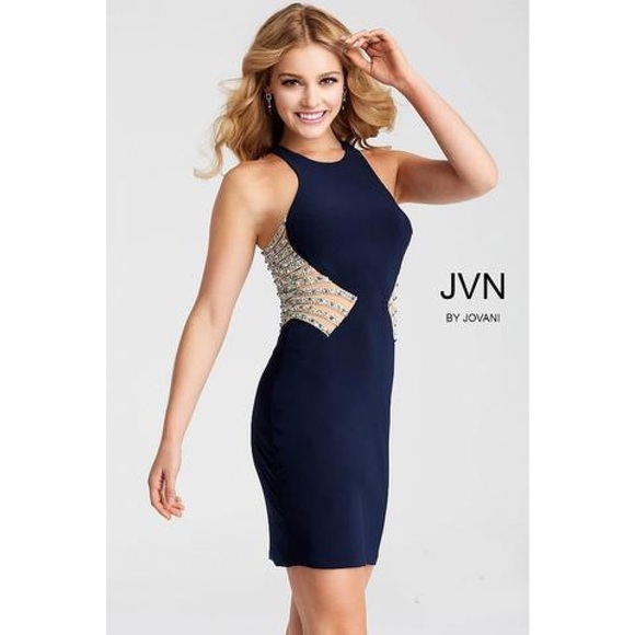 Jovani Dresses Jvn Short Semi Formal Dress Poshmark
